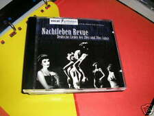 CD Schlager Vocalartisten Nachtleben Revue ALLSTAR