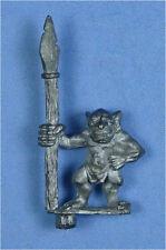 Citadel-orcos & goblins-Snotling con lanza-Metal-Ejército De Warhammer de fantasía