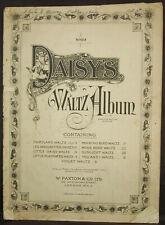 Daisy's Waltz Album No.19