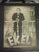 "IFK 2970 - ""Das Ekel"", orig 8pg Berlin program [Hans Moser, Josefine Dora]"
