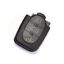 Audi Control Remoto Para A3, A4, A6, A8 & Tt - 4d0 837 231 a - 3 Botones - 433 Mhz