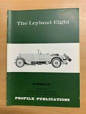 PROFILE PUBLICATIONS CARS #26 THE LEYLAND EIGHT