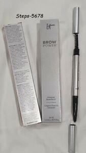 IT Cosmetics Brow Power Universal Taupe Eyebrow Pencil Eye Makeup New- RRP- £21