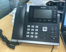 More details for yealink sip-t46g ultra-elegant gigabit ip phone  with uk power supply- 3cx