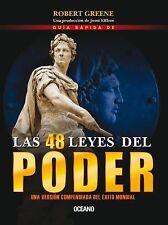 Guia Rapida de Las 48 Leyes Del Poder by Robert Greene (2015, Paperback)