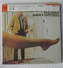 SIMON & GARFUNKEL - The Graduate JAPAN MINI LP CD OBI NEU SICP-1538