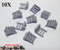 10X Lego® 4175 Winkelplatten m. Leiter Ladder 1X2X2 neues Hellgrau NEU