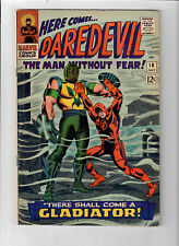 DAREDEVIL #18 - Grade 7.0 - First appearance of THE GLADIATOR!