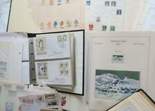 """Briefmarken - Umzugskiste voll Sammlungsteile ect   """"Wunderkiste""""  ca. 22 kg"""