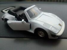 Porsche 911 Turbo Flat Nose Cabriolet Toy Model 1/36 Diecast