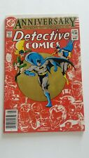 Detective Comics #526 1983 Anniversary Issue Batman's 500th Appearance