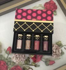 MAC Nutcracker Sweet Gold Pigment Glitter Kit Limited Edition ** AUTHENTIC **