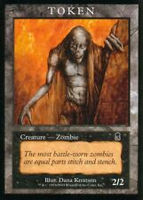 Fichas de Zombie. EX | Recompensas de jugador promo | MTG Magic