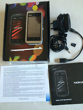 Nokia 5530 XpressMusic White/ Blue-Unlocked-3.2 MP camera, Wi-Fi, radio,boxed