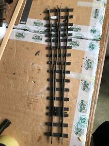 Peco SL-E696 Streamline Code 200 Left Hand Turnout SM32 16mm Garden railway 5.