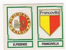 figurina CALCIATORI PANINI 1982/83 NEW numero 585 ELPIDENSE FRANCAVILLA