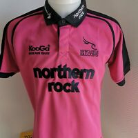 maillot de rugby NEWCASTLE FALCONS taille M  rugby  england KOOGA
