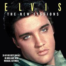 Elvis Presley - The New Sessions - Mint Audio CDMT0008. Last ever new copies.