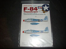 CUTTING EDGE DECAL F-84 THUNDERJET REF CED48108