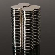 50pc 8mm x 1.5mm Super Strong Round Disc Magnets Earth Neodymium Magnet Rare N50