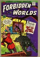 Forbidden Worlds #140-1966 fn+ 6.5 Steve Ditko / Magicman ACG
