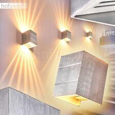 Up Down Wand Leuchte Wohn Schlaf Zimmer Flur Dielen Beleuchtung Licht Effekt
