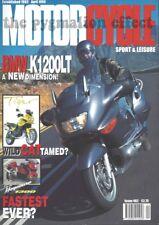 Motorcycle Sport & Leisure - BMW K1200LT 1999 Triumph Tiger R1100RS BMW R850R LT