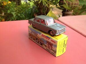 Dinky Toys Réf 523 SIMCA 1500 Mint in original box état neuf boite d'origine