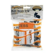 Tiger Claw TigerClaw Butt Seam Clips Black Oxide Poly Bag