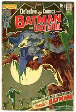 Detective Comics 405 (Nov 1970) GD/VG Condition 1st League of Assassins
