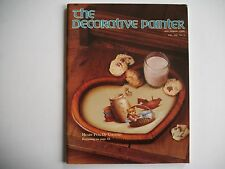 The Decorative Painter Magazine Issue # 4,Jul/Aug, 1986,Heart Full of Country