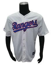 Majestic Texas Rangers Napoli #25 Player Jersey (Large, White)