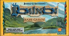 Rio Grande Games Dominion Expansion Base cards only New shrinkwrap