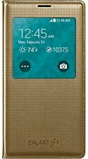 Ef-cg900bdesta Samsung Galaxy S5view Flip Cover Case Retail 0887276037189