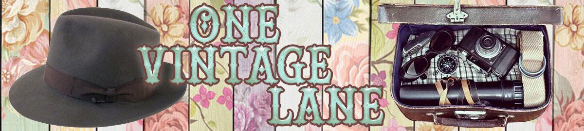 One Vintage Lane