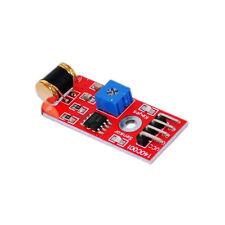 801s Shake vibration Sensor Module Arduino Open Source LM393 3-5VDC TT Logic