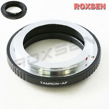 Af confirm adapter pour Tamron Adaptall AD2 lentille pour Minolta Sony ma mount A550