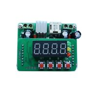 Digital-controlled Constant Current Voltage LED Driver Step-Down Power Module