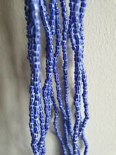 African Waist Beads 3 strands pea set