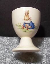 New ListingNice Vintage 1934 Bunnykins Royal Doulton English Porcelain Egg Cup Shipped Free