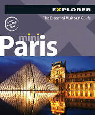 European Paperback Miniature Travel Guides