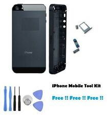 iPhone 5s SPACE GREY Replacement Housing Back Cover Case Mid Frame FREE TOOL KIT