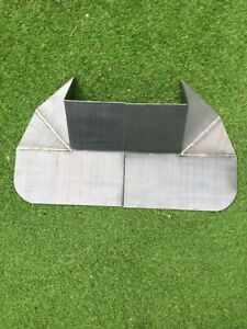 (Lead work) Lead corners for dormers or chimneys 150mm x 150mm any pitch  code 4