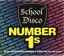 School Disco.com Number 1's  - Various Artists (CD 2005)