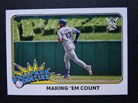 2020 Topps Big League BPO-2 Joey Gallo Texas Rangers Ballpark Oddities Card SSP