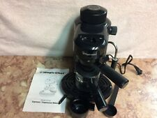 Magic Chef Black Espresso Maker Machine Model No 94155