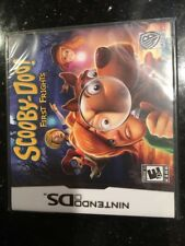 Scooby-Doo First Frights (Nintendo DS, 2009) Brand New Factory Sealed
