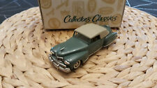 BUBY Collectors Classics C1-6UG - LINCOLN Continental 1946-48 Top UP Green 1:43