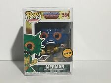 Funko Pop Merman Chase 564 Masters Of The Universe