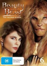 Beauty And The Beast : Season 2 (DVD, 2009, 6-Disc Set)